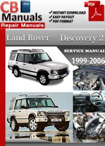 service manuals schematics 2006 land rover discovery spare parts catalogs download rover