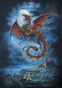 Motivational Wall Murals whitby wyrm alchemy gothic poster buy online