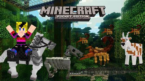 minecraft 0 8 1 apk mo creatures mod minecraft pe 0 8 1