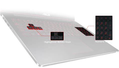Asus Laptop Gaming Rog G501vw Fy116t rog g501vw rog republic of gamers asus global