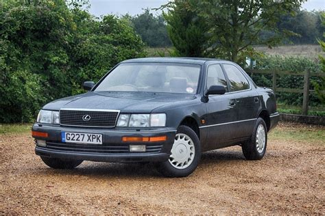 old lexus cars lexus ls400 xf10 classic car review honest john