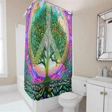 3d Shower Curtains by 3d Shower Curtain Bathroom Waterproof Mold Prevention