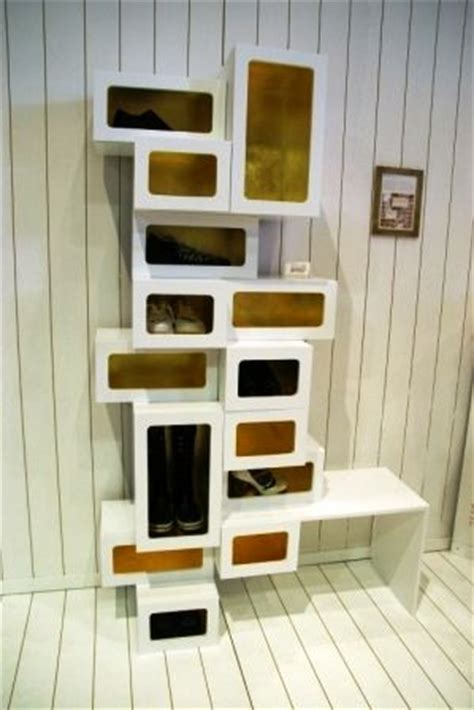 funky shoe storage 17 best images about shoe storage on pallet