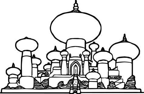 92 a castle inside fish tank coloring page blank