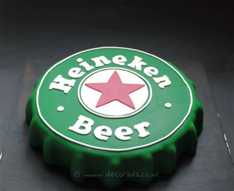 heineken beer cake heineken beer cake beer party pinterest blue moon
