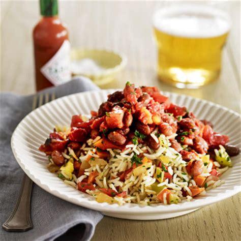 Garden And Gun Beans And Rice Garden Rice And Beans Recipe
