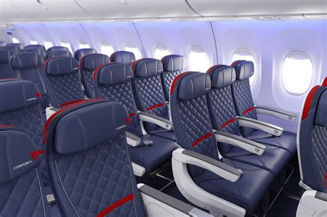 is delta economy comfort worth it international delta airlines features 5 classes of seating for 2015