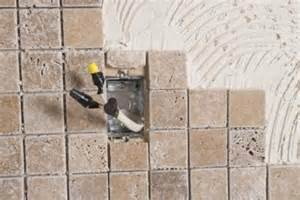 how to do backsplash around outlets how to cut mesh backed tile around outlets ehow