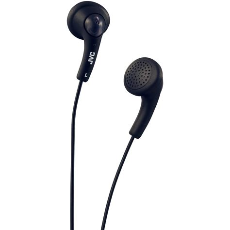 Headphone Ear Jvc Gumy In Ear Headphones Olive Black Ha F150 B