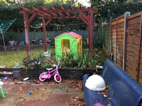 Backyard Cing Ideas For Children by New Kid Friendly Garden Help
