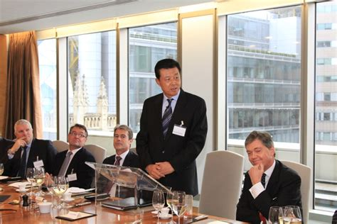 Best European Mba For Americans by Speech By Ambassador Liu At The Luncheon Hosted By The