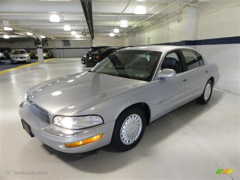 1997 buick park avenue ultra supercharged silvermist metallic 1997 buick park avenue ultra