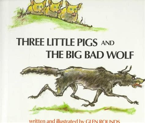 the three pigs and the big bad words gre sat vocabulary review books three pigs and the big bad wolf by glen rounds