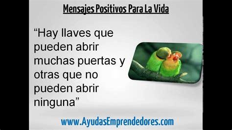 mensajes subliminales positivos mensajes positivos para la vida mensajes subliminales