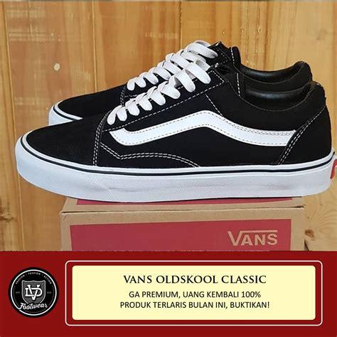 Vans Sk8hi Classic Dt Bnib vd x best seller vans oldskool classic hitam putih sepatu