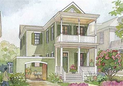 southern living idea house plans 2007 cottage living idea house cottage living southern