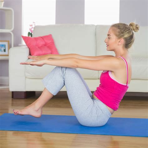 2 minute at home abs workout shape magazine