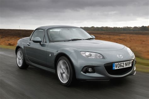 mazda mx 5 prices auto express