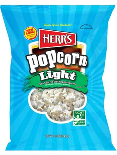herrs lights herr s products light popcorn