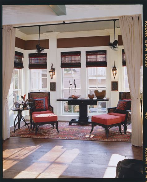 southern living interiors southern living idea house traditional porch
