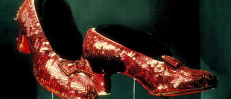 dorothy s slippers smithsonian dorothy s slippers on sale for 6 millio the daily caller