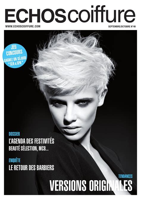 si鑒e fran軋ise des jeux echos coiffure n 176 46 by eurobest products issuu