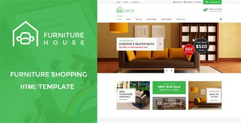 20 Best Retail Php Themes Free Website Templates Warehouse Website Template
