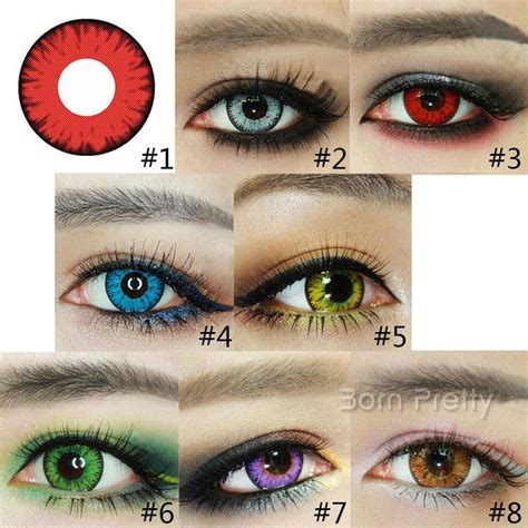 cosmetic color contacts 17 best ideas about cosmetic contact lenses on