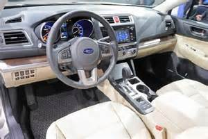 Subaru Outback 2016 Interior 2017 Subaru Legacy Outback Performance Review 2015 Best
