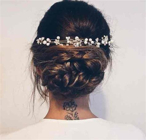 Wedding Hairstyles Instagram by 29 Lastest Wedding Hairstyles Instagram Vizitmir