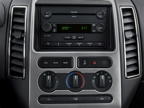 download car manuals 2008 ford edge instrument cluster 2008 ford edge reviews and rating motor trend