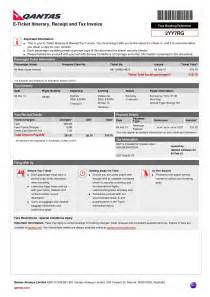 Ticket Receipt Template by Doc 7281031 E Ticket Template The E Ticket Receipt