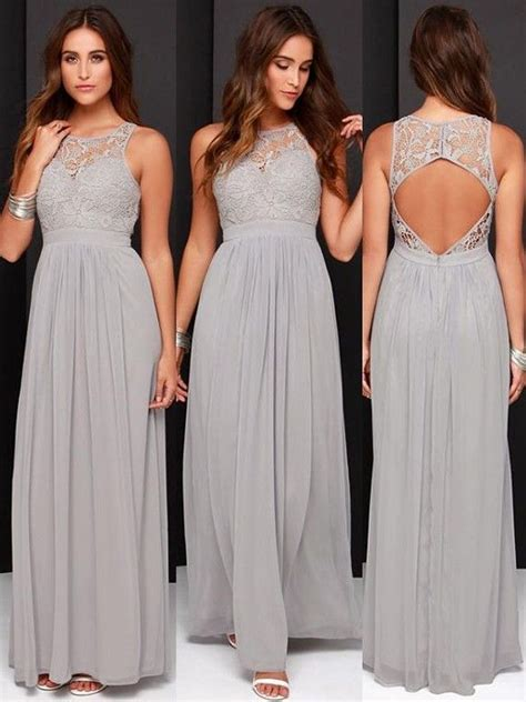 Silver Bridesmaid Dress by Silvery Grey Bridesmaid Dresses Wedding Dresses Asian