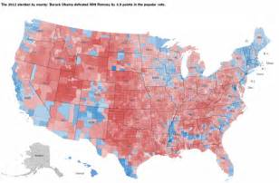 political map of us by county what this 2012 map can tell us about the 2016 election