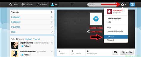 cara membuat icloud yang baru cara membuat twitter baru dengan mudah omah tips