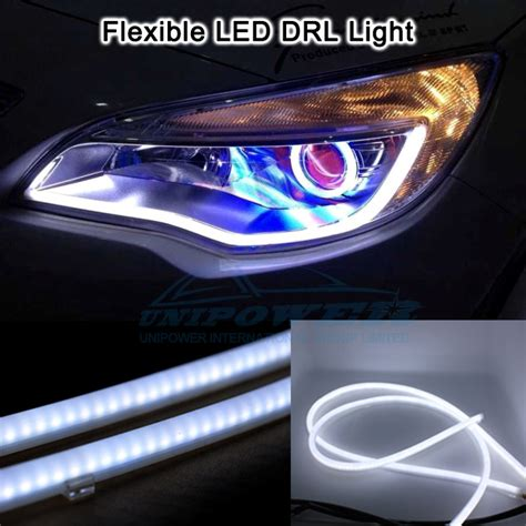 Lu Led Warna Putih jual led drl 60 cm 2 warna putih biru