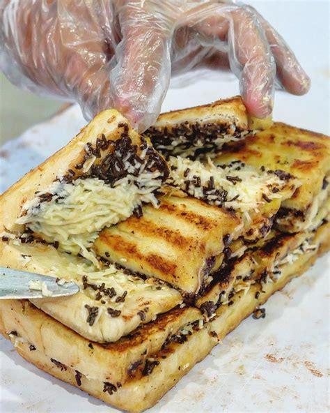 contoh gambar roti bakar gambar hitam hd