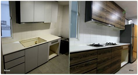 refacing kitchen cabinets singapore wow blog