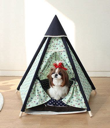 dog teepee house adorable pet teepee indian tent home design garden