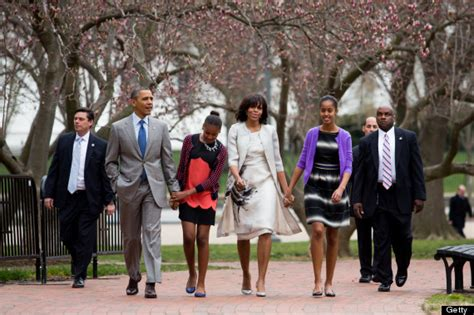 obama first family malia sasha obama easter 2013 first daughters step out