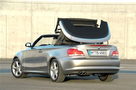 Bmw 1er Cabrio Leergewicht by Bmw 1er Cabrio Schneller Offen Auto Tuning News
