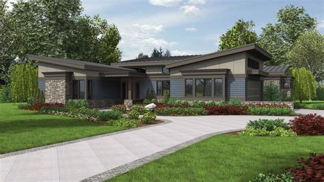 midcentury modern house plans 4 home plans with the midcentury modern look