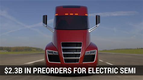 electric semi truck tesla keeps on truckin with electric semi progress autoblog