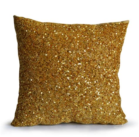 Gold Throw Pillow Covers by Gold Throw Pillow Covers