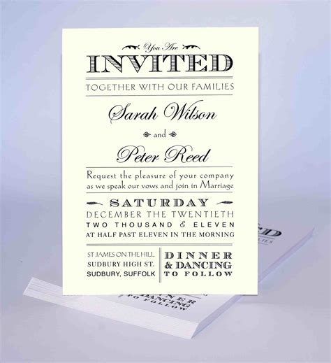 wedding invite wording for gifts wedding invitation ideas