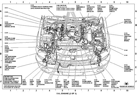 2001 Lincoln Navigator Change Air Suspension Compressor