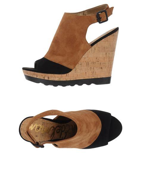 10 Sam Edelman Shoes by Sam Edelman Sandals In Black Lyst
