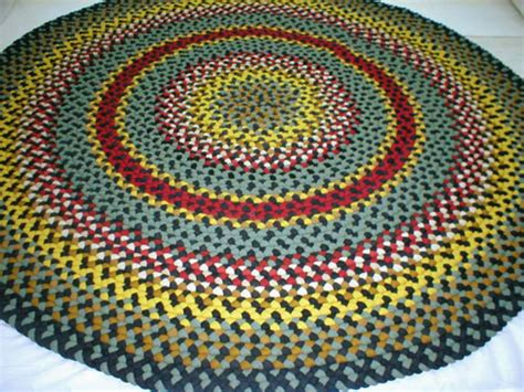 cape cod braided rug handmade braided rugs by marge quot cape cod trio quot an 8