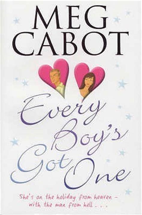 Meg Cabot Reads Trashionista Probably every boy s got one boy 3 by meg cabot reviews