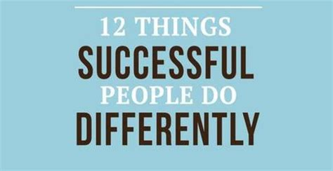 8 things people would do differently if building their house again 12 things successful people do differently paperblog